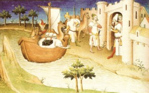 Marco Polo w Ormuzie.