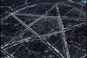 Pentagram z anime